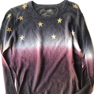 All Saints Sweater with Stars